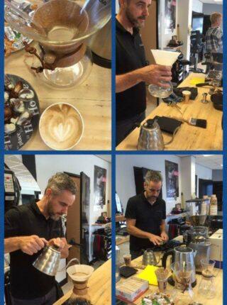 Slow Coffee Gear